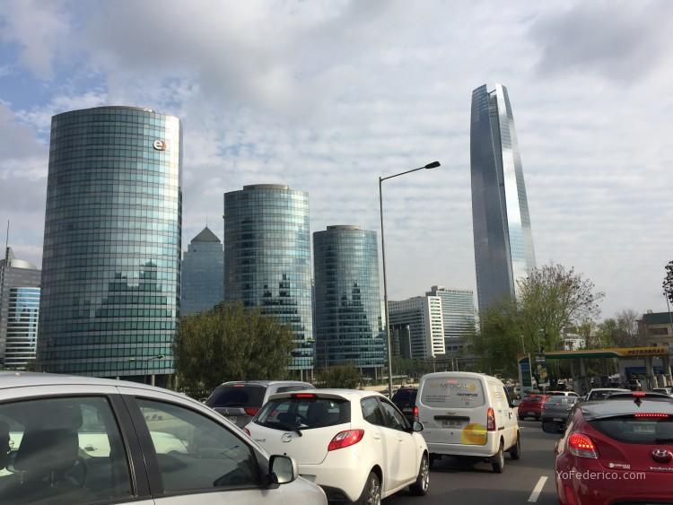Costanera Center, SKY Center, Santiago Chile