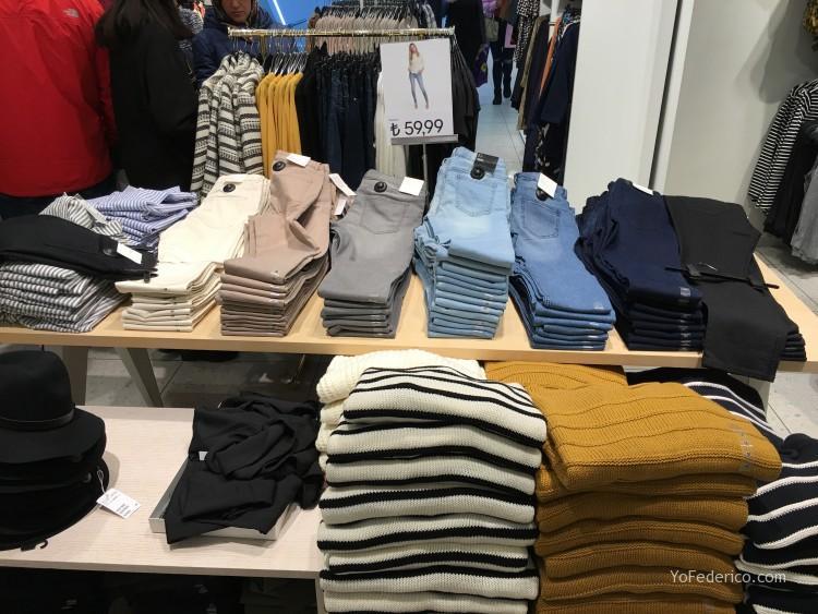 H&M Estambul Turquia