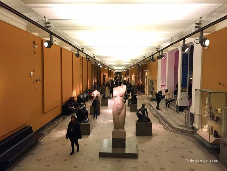 El espectacular Museo de Victoria y Alberto en Londres 2
