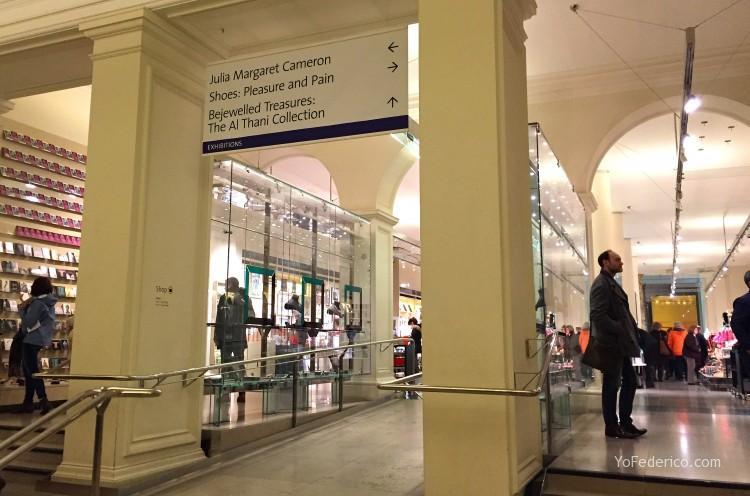 El espectacular Museo de Victoria y Alberto en Londres 3