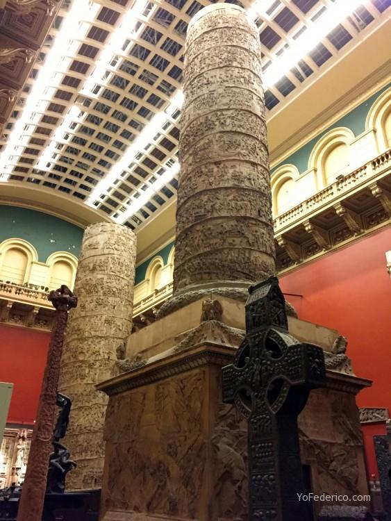 El espectacular Museo de Victoria y Alberto en Londres 7
