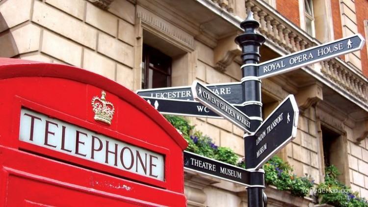 Las cabinas de teléfono londinenses con WiFi gratis! 2