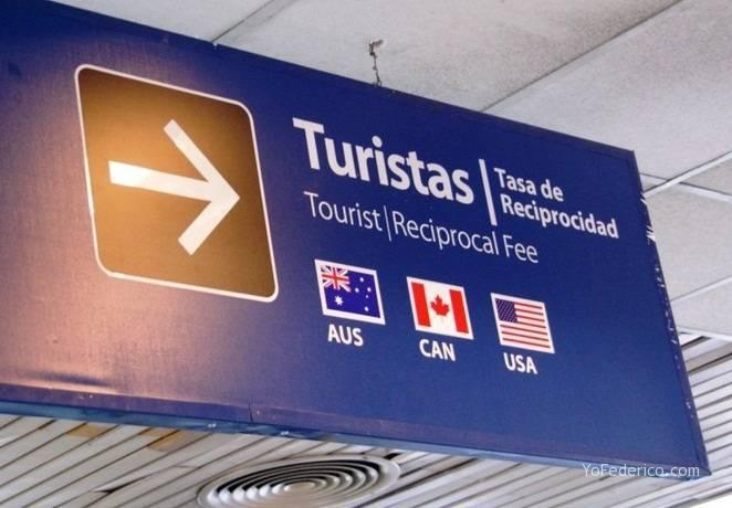 Sigue la VISA paga a Estados Unidos pero suspenden la tasa de reciprocidad 1