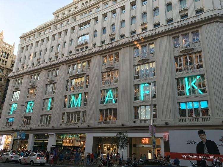 El nuevo PRIMARK de Madrid: el templo de la perdición 1
