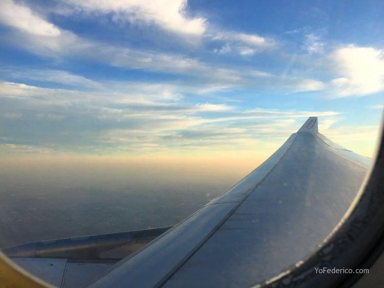 Vuelo de Madrid a Buenos Aires en AirEuropa 1