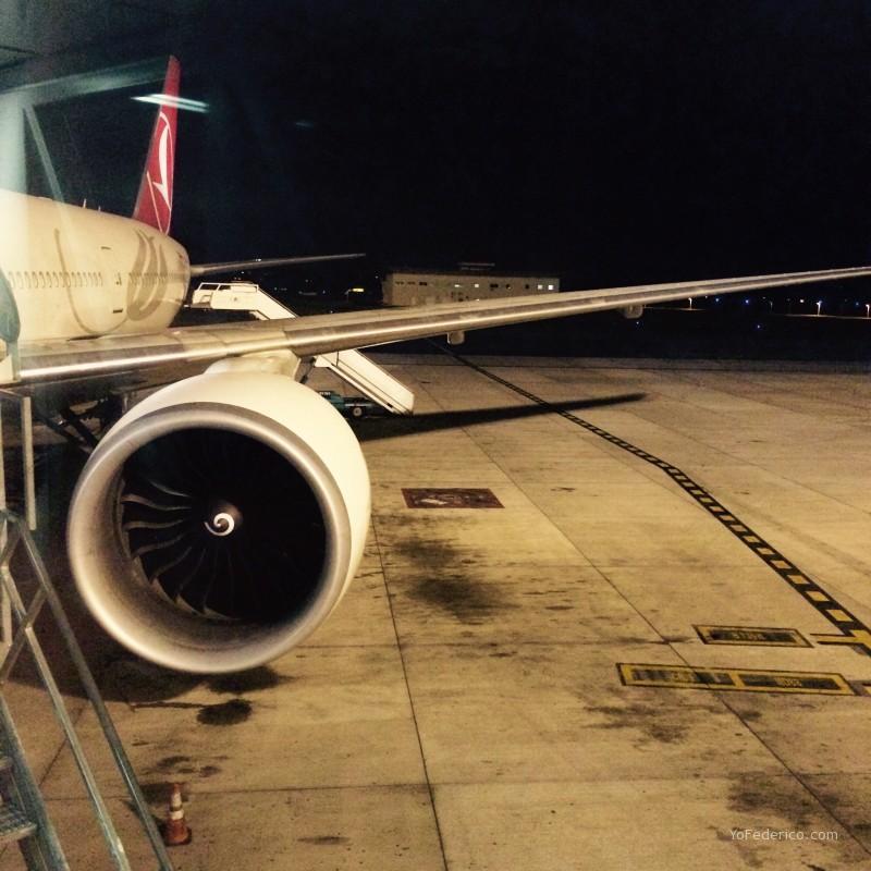 Buenos Aires - Estambul - Turkish Airlines