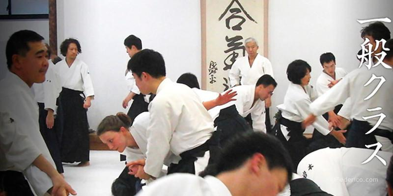 Escuela de Aikido Hombu Dojo, Federacion Aikikai Internacional
