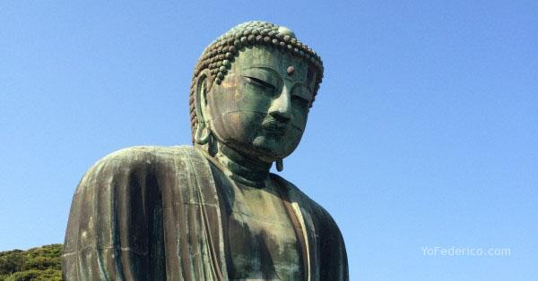 Gran Buda de Kamakura, Japón
