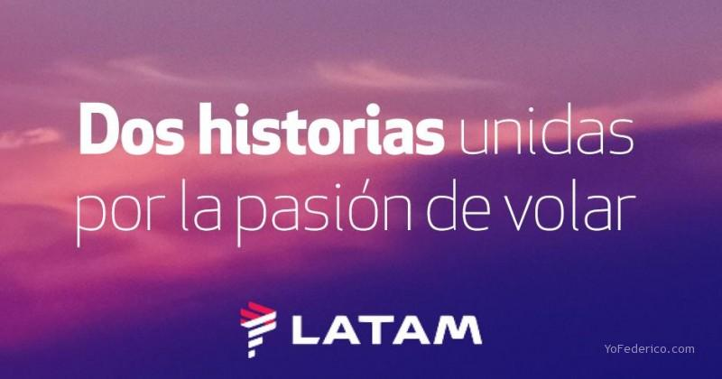 LATAM: LAN y TAM fusionadas