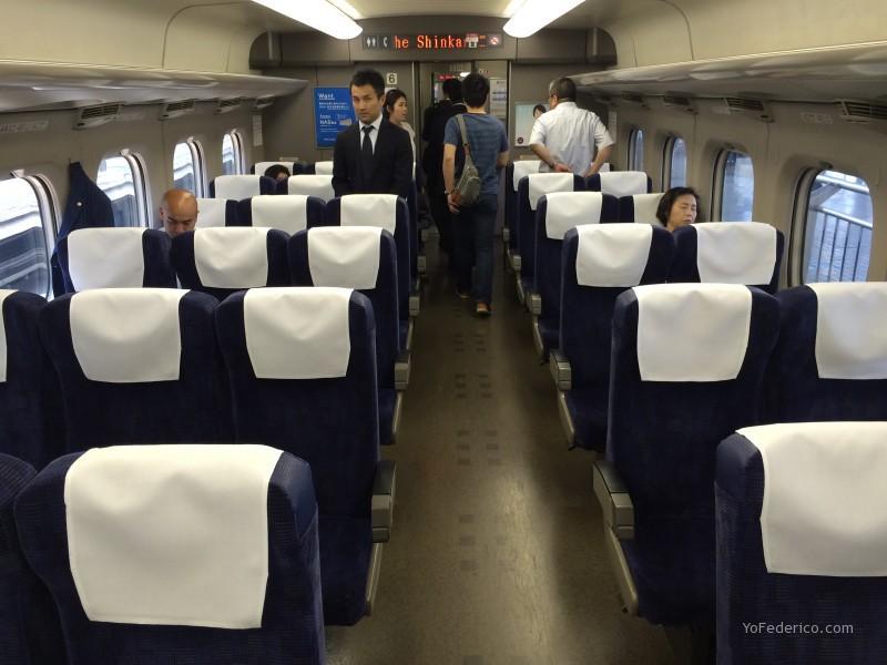 Trenes de Japan Rail