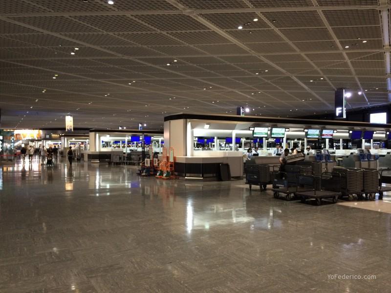 Aeropuerto de Narita, Tokyo