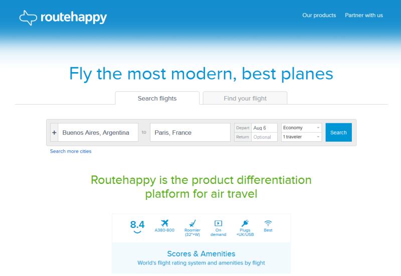 RouteHappy