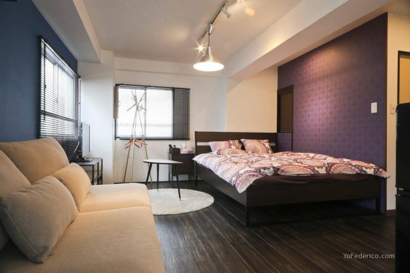 Departamento en Tokyo con Airbnb