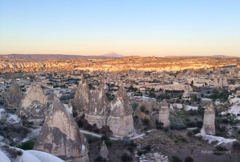 Goreme, Cappadocia, Turquia
