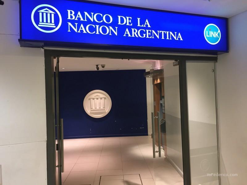 Banco Nación Argentina - Cajero automatico en Ezeiza