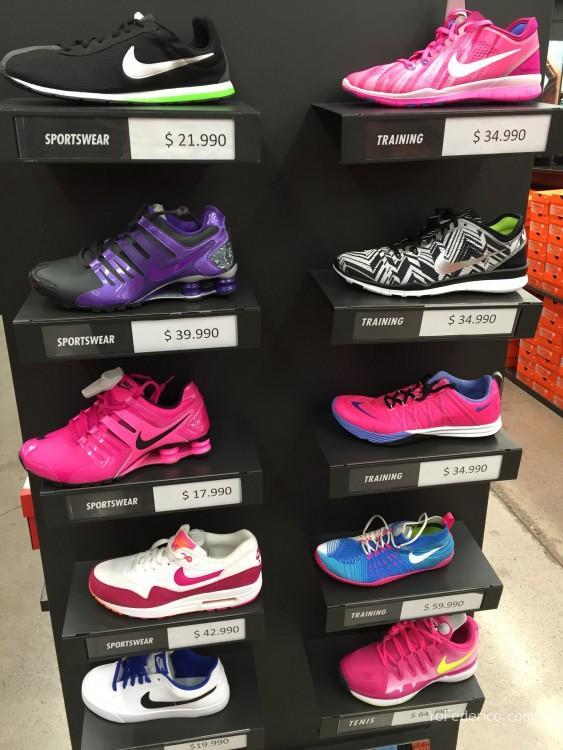 costo de zapatillas adidas en chile