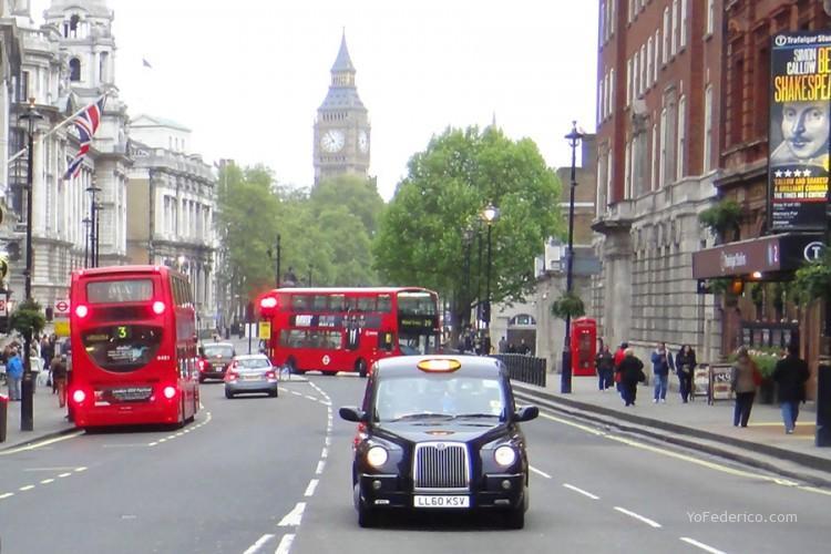 Londres Reino Unido Gran Bretaña London