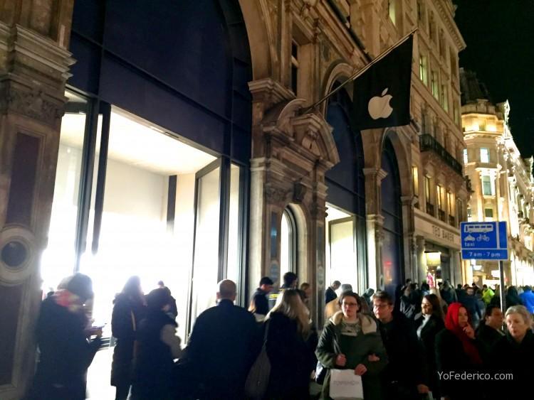 Apple Store, Regent Street, Londres