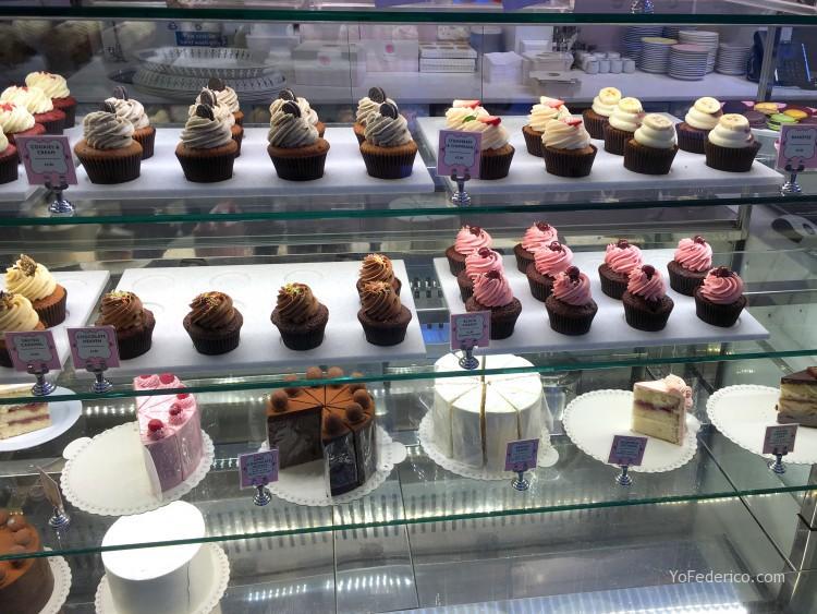 Peggy Porschen cakes, una excelente pastelería en Londres 4