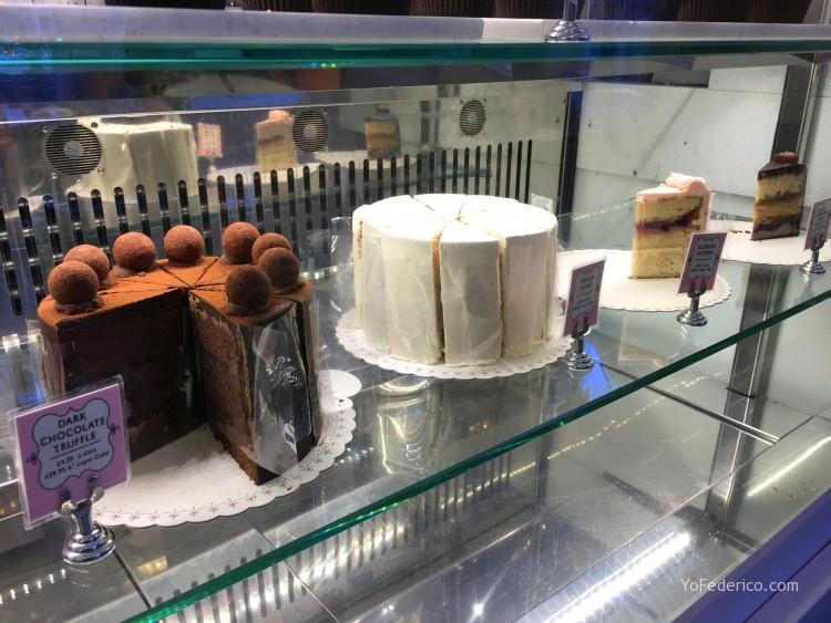 Peggy Porschen cakes, una excelente pastelería en Londres 7