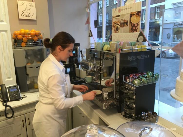 Peggy Porschen cakes, una excelente pastelería en Londres 9