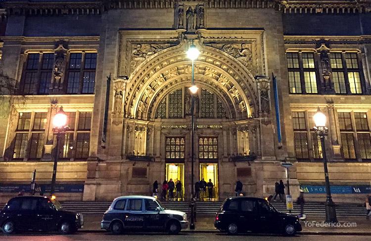 El espectacular Museo de Victoria y Alberto en Londres 1