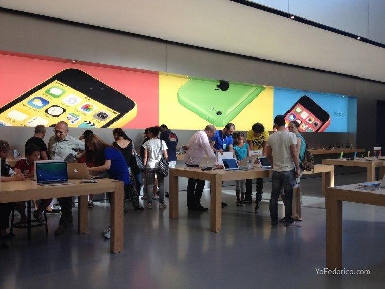 El Apple Store de Estambul 3