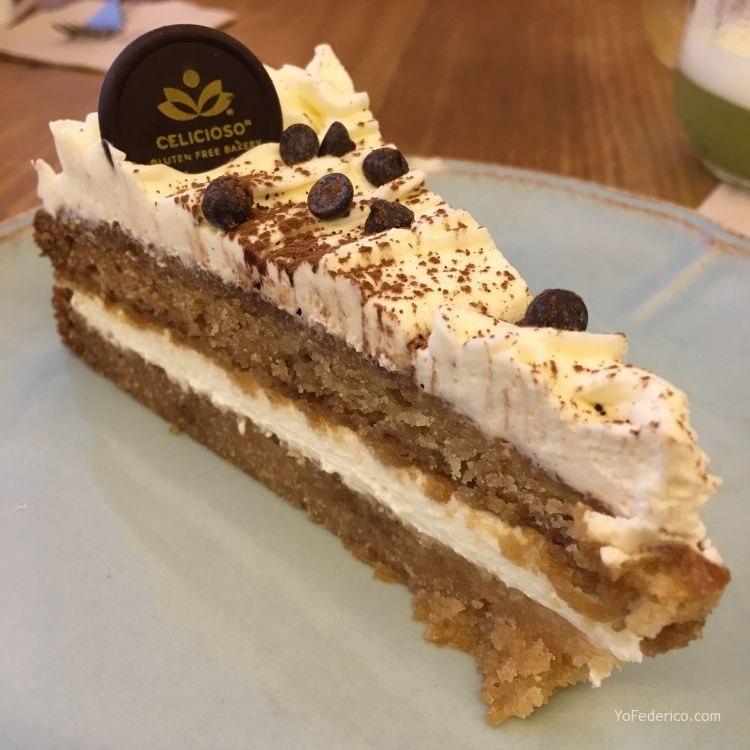 Celicioso, comer súper rico y sin gluten en Madrid 6