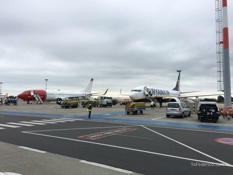 Equipajes permitidos por las aerolíneas