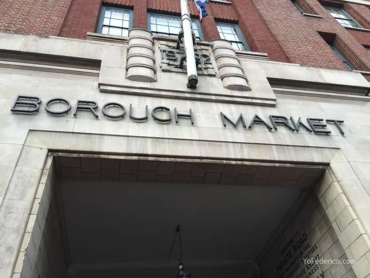 El Borough Market de Londres 1