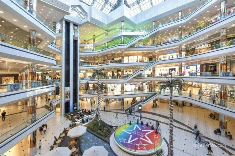 Istanbul Cevahir, un shopping enorme en Estambul 4