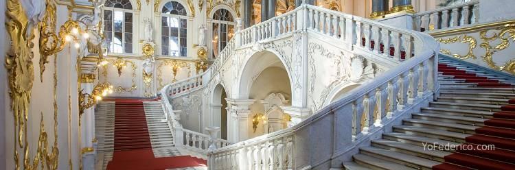 El Museo Hermitage de San Petersburgo 1