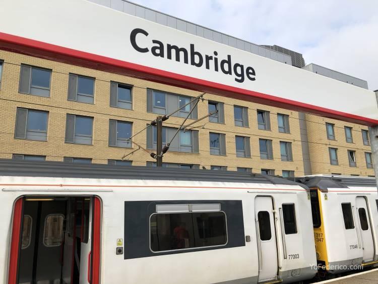 Conocimos la ciudad universitaria de Cambridge 4